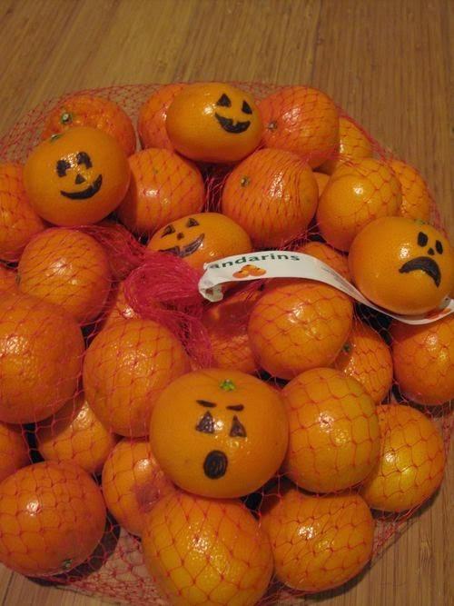 Halloweenparty Rezepte