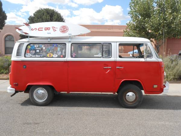 1977 vw transporter for sale vw bus wagon
