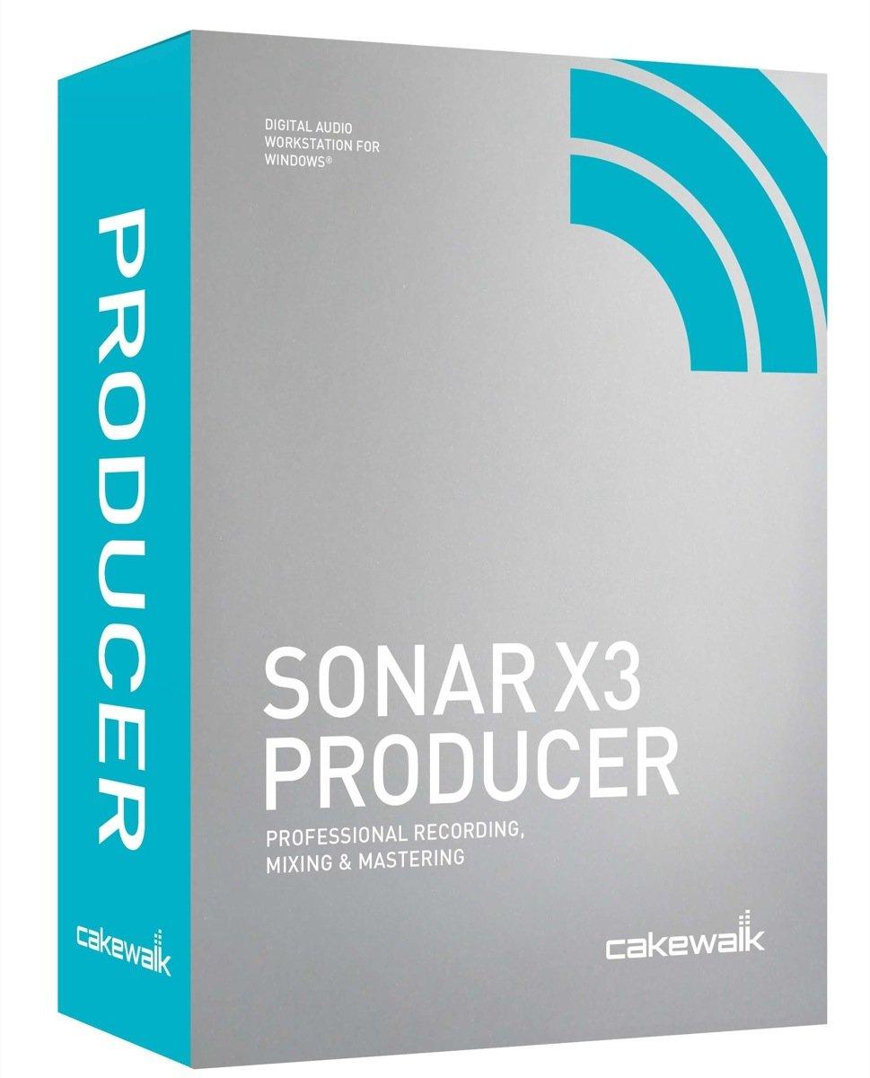 Cakewalk Sonar X3 Producer Edition Crack plus Keygen Image