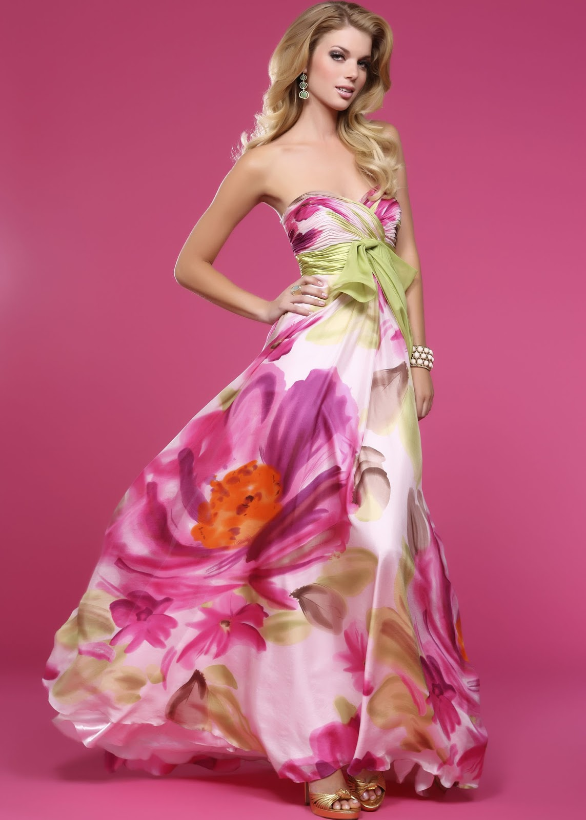 Beautiful Dresses Prom Dresses Dresses 2013 Women  Image 639950 On Favim