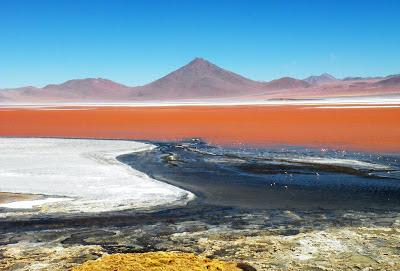 Laguna Colorada – Bolívia
