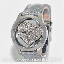 Ladies Silver Guess Watches