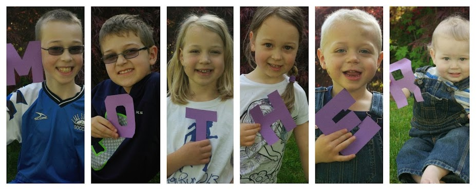 My Six Little Blessings