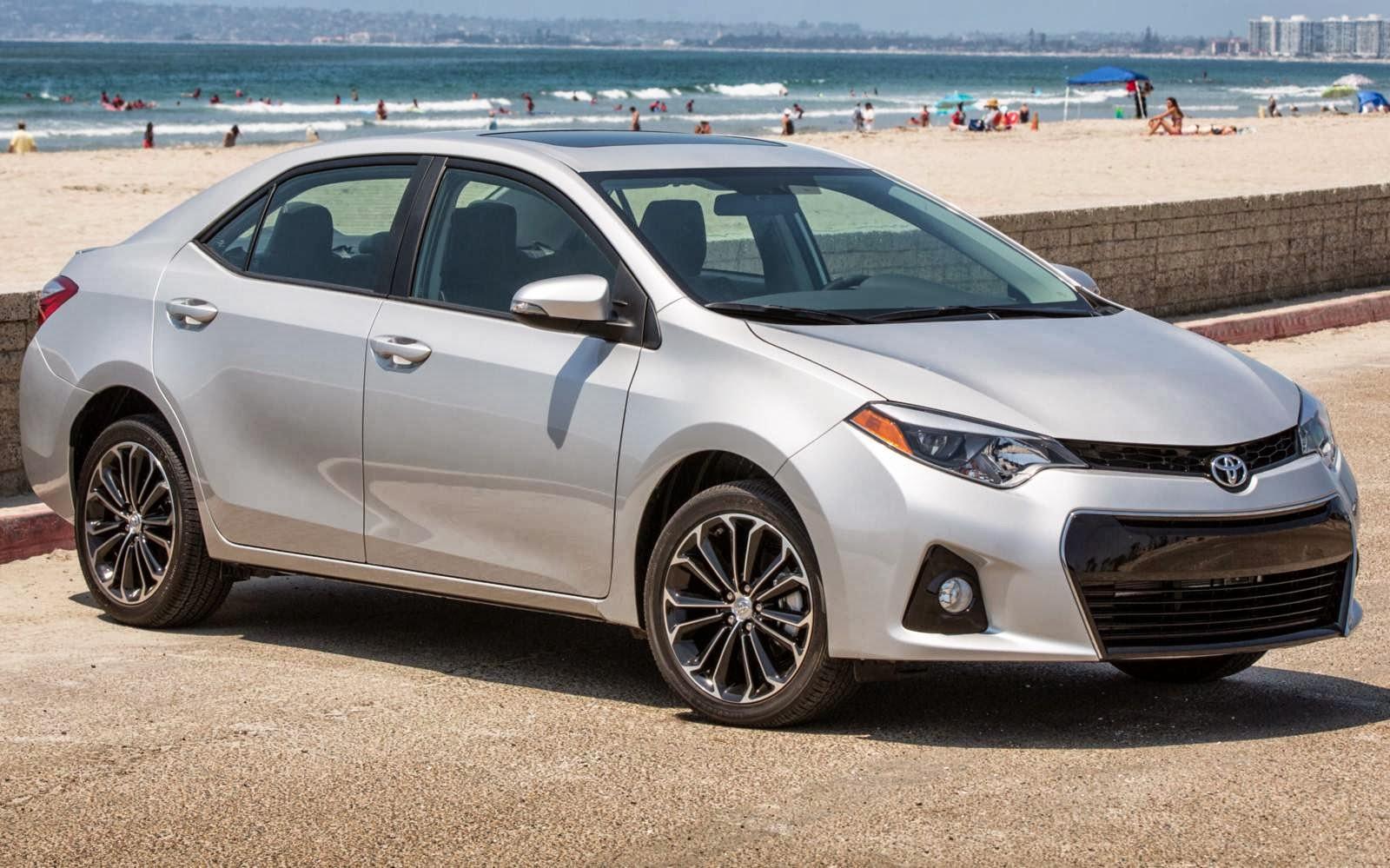 Toyota Corolla - carro mais vendido do mundo em 2013