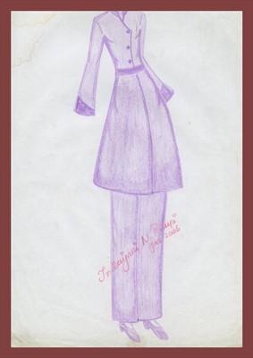 stelan wanita muslim