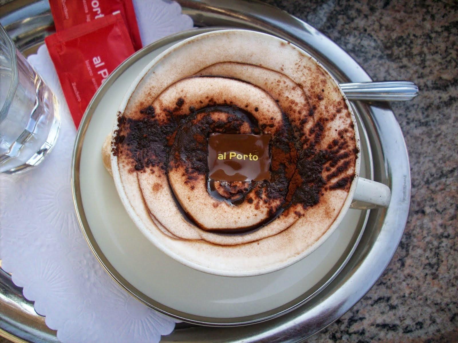 Cafe Lago Cappuccino