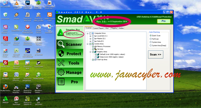 Free Download Smadav Versi 9.8 Terbaru
