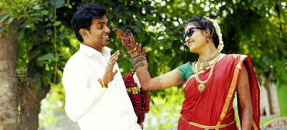 Radhika prathap wedding