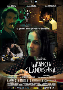 """Infancia clandestina"" Estreno 20 de Septiembre"