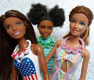 DIY Barbie Blog: dollar store necklaces