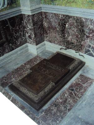 Tomba di Giuseppe Verdi