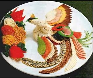 enteresan ve ilginç yemekler