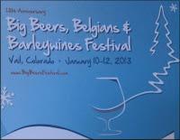 2013 Big Beers Festival