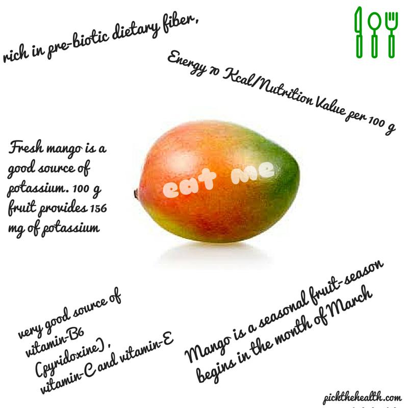 Pick a mango