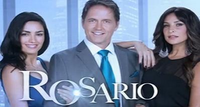 Rosario¨ , protagonizada por Itahisa Machado, Guy Ecker y Lorena ...