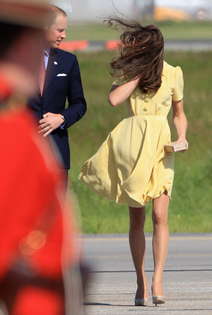 Foto Seksi Kate Middleton