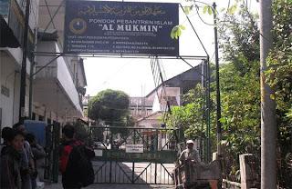 Pondok Pesantren Islam Al Mukmin Ngruki