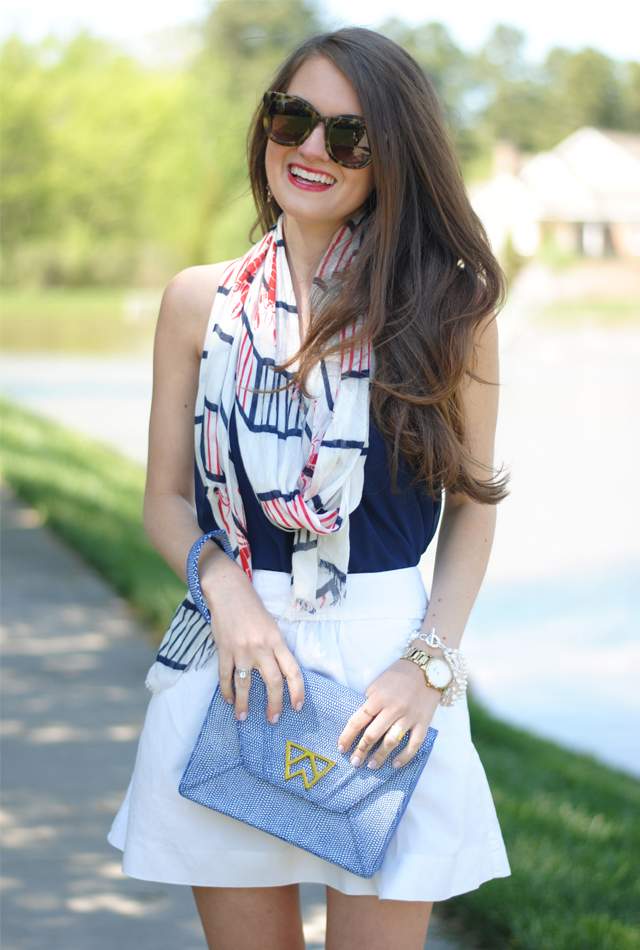 Nautical look for spring