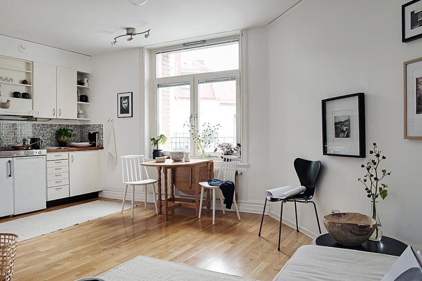 pisos-pequenos-04-salon-comedor-cocina