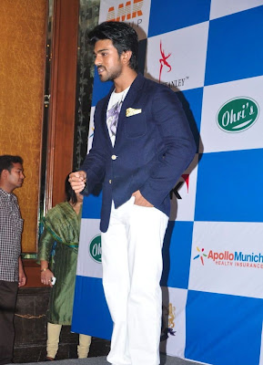 Ramcharan Teja buys Polo Team