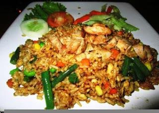 Resep Cara Membuat Nasi Goreng Ala Restoran