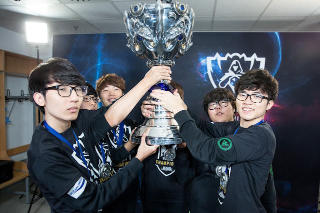 Skt t1 world championship