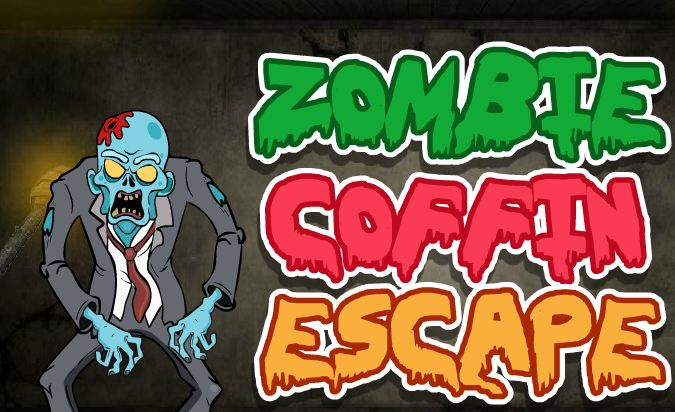 Zombie Coffin Escape