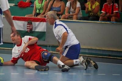 Propuesta de reglas para jugadores de más de 35 años | Mundo Handball