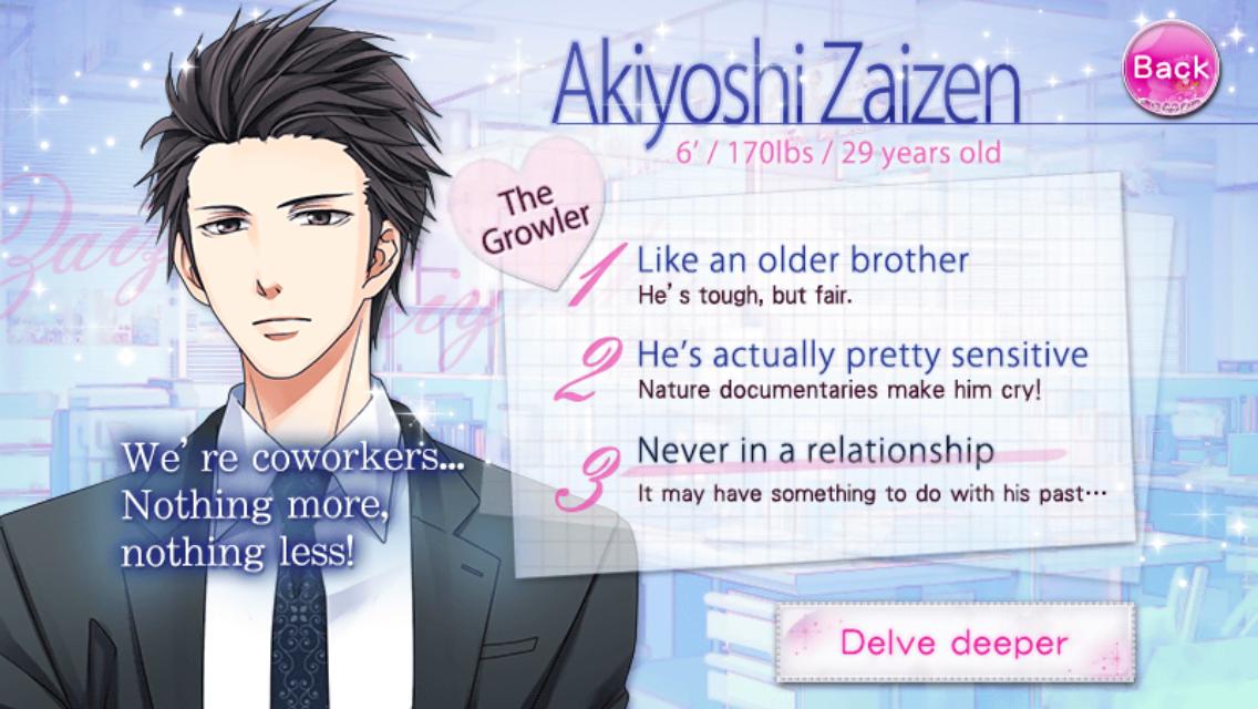 เฉลย] Our Two Bedroom Story - Akiyoshi Zaizen : Main Story ...