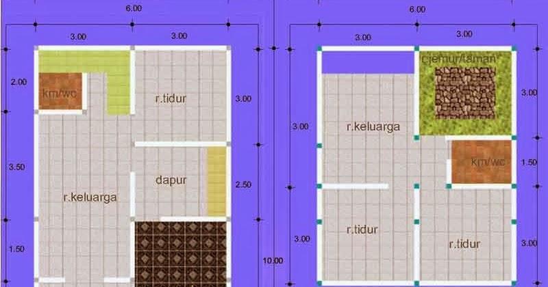 contoh gambar renovasi rumah sederhana type 78 2 lantai