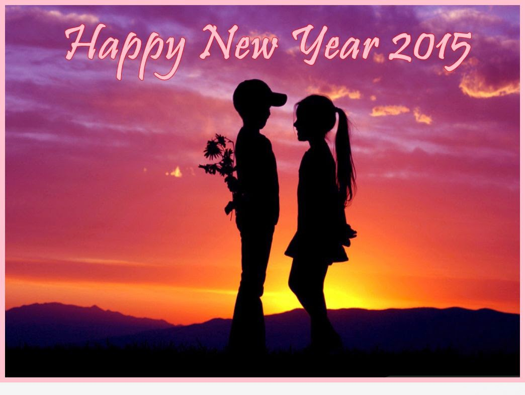 Happy New Year 2015 3d Image Wall Pics Telugu Hindi English SMS Greeting Cards Quotes