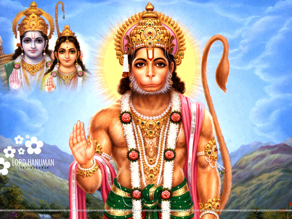 and hanuman wallpaper free - photo #34