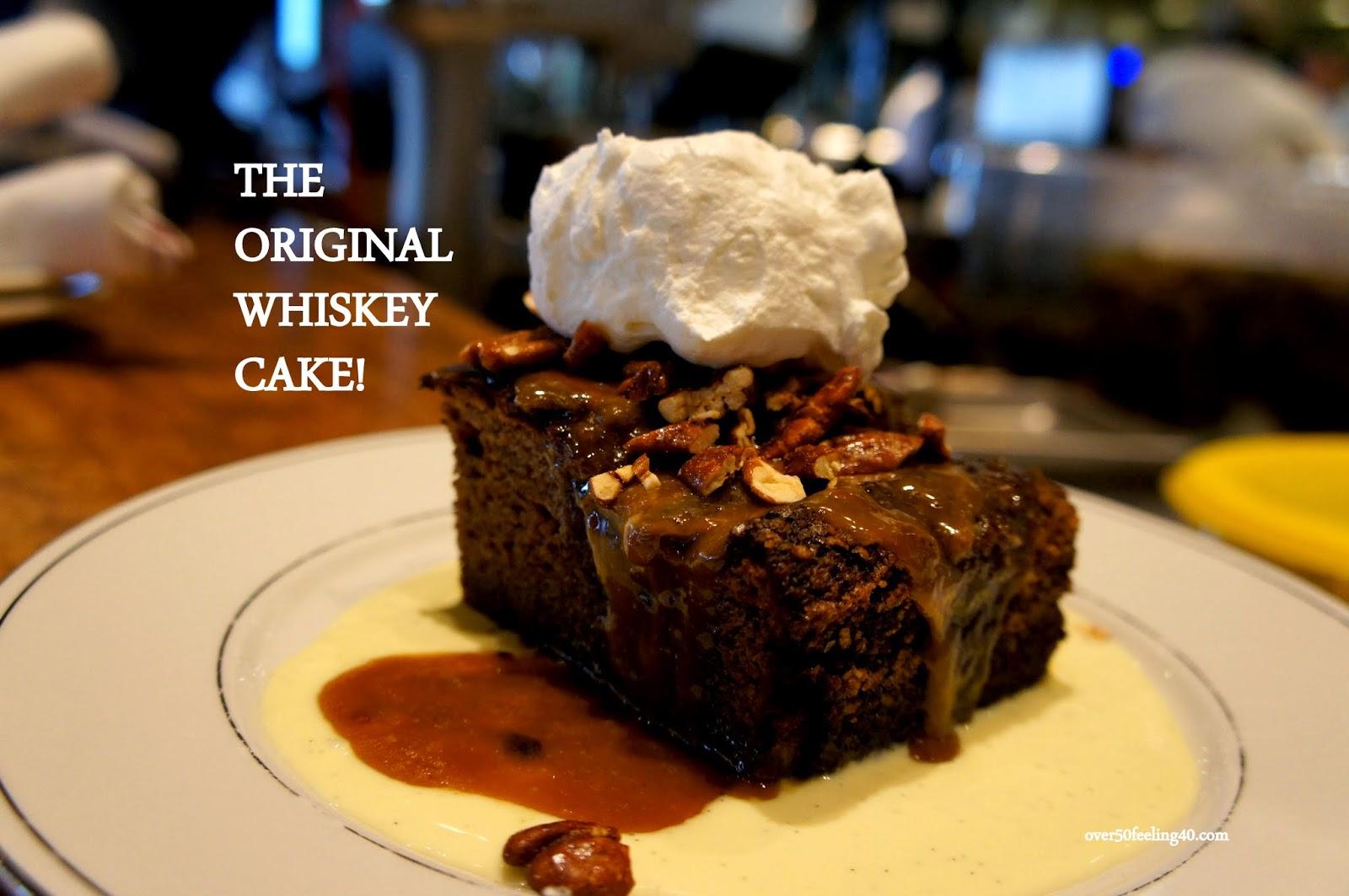 Whiskey Cake San Antonio