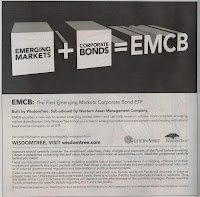 Wisdomtree Emerging Markets Corporate Bond ETF - EMCB | Investment Fund Review