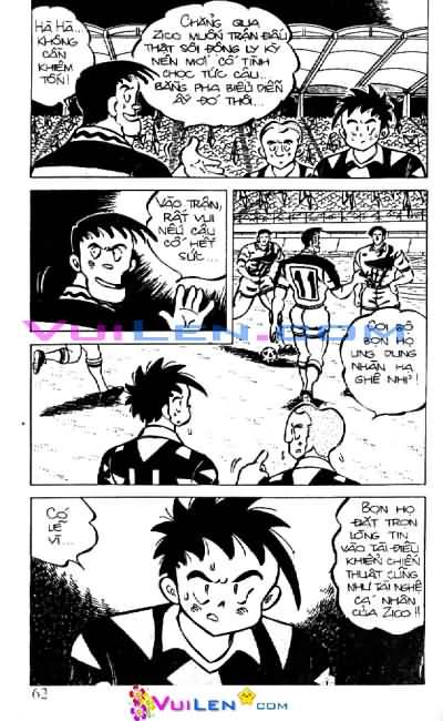 Jindodinho - Đường Dẫn Đến Khung Thành III  Tập 42 page 62 Congtruyen24h