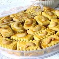 Resep Masakan Kue Keping Jahe Mede | Resep Cara Membuat ...