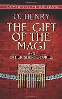 O'Henry's The Gift of the Magi book cover