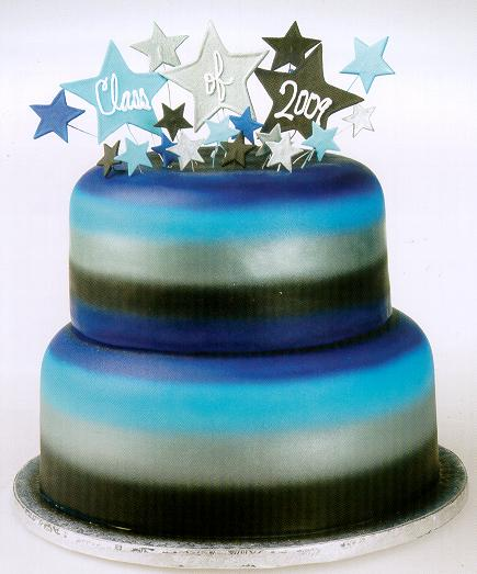 fondant cake pictures ideas