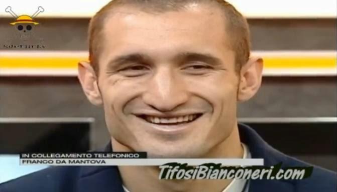 Zambruno e Chiellini Juventus Channel