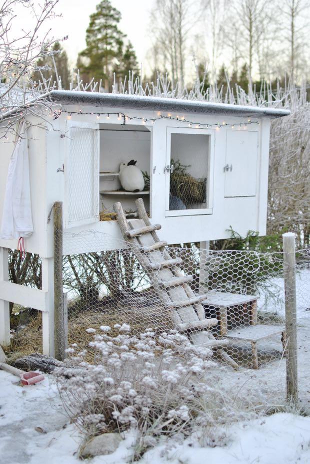 hannashantverk.blogspot.se kaninbur vinterbur hermelinkaniner