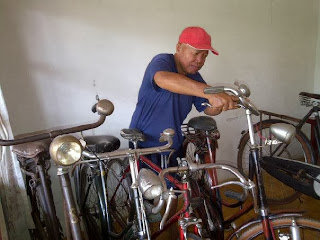 Bengkel sepeda tua