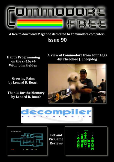 Commodore Free Magazine Issue 90 - 2015