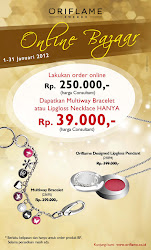 ONLINE PROMO BAZAAR periode 1-31 Januari 2012