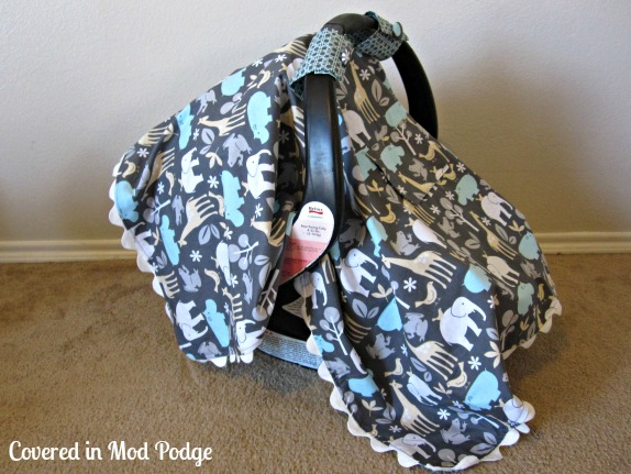 Graco Ever Car Seat Canopy