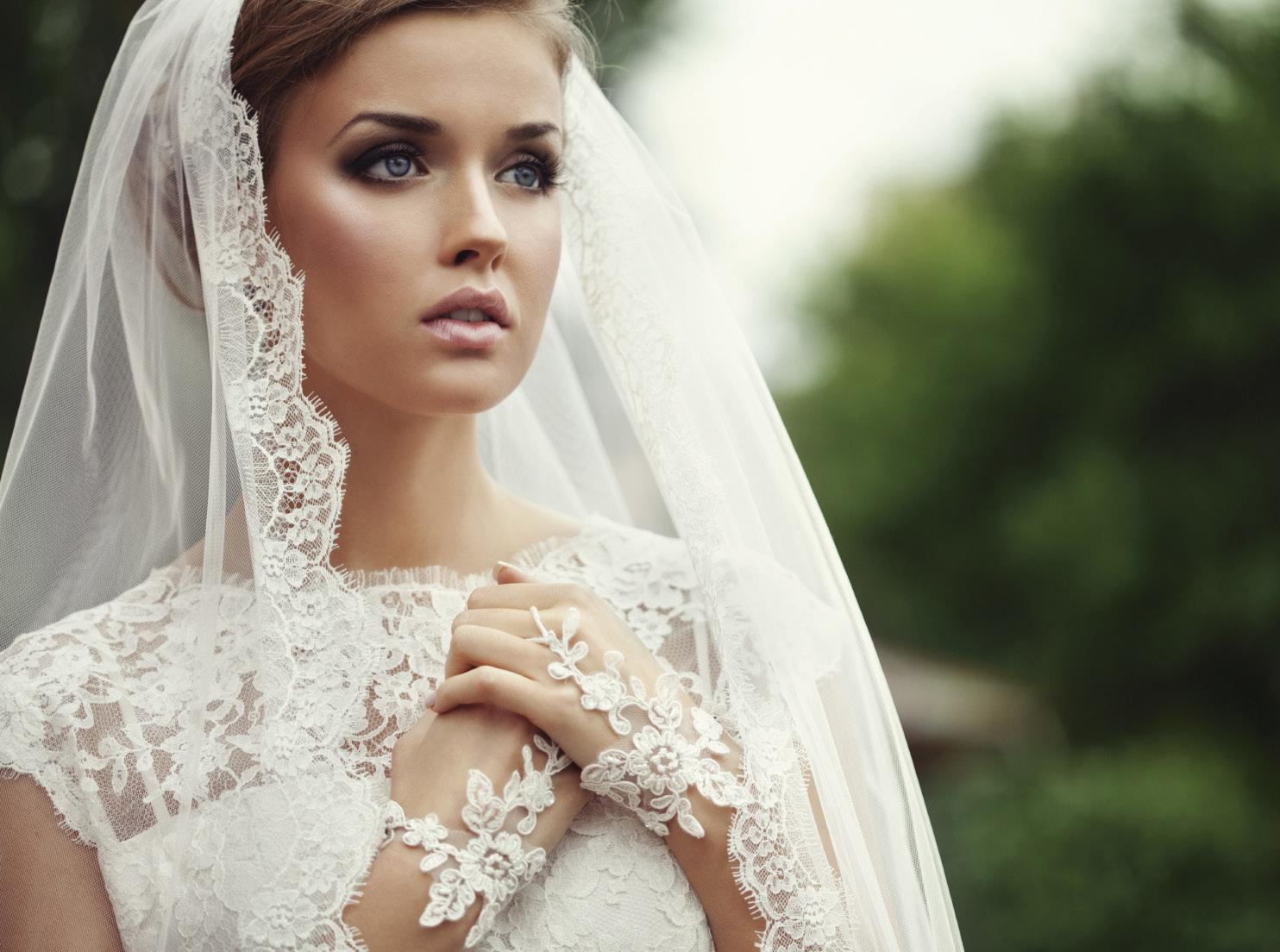 Фата невесты своими руками фото 15 фотография