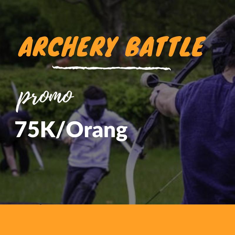 Archeri Battle Game