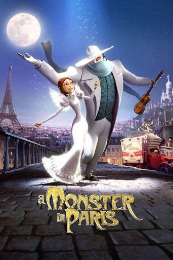A Monster in Paris (2011) ταινιες online seires xrysoi greek subs