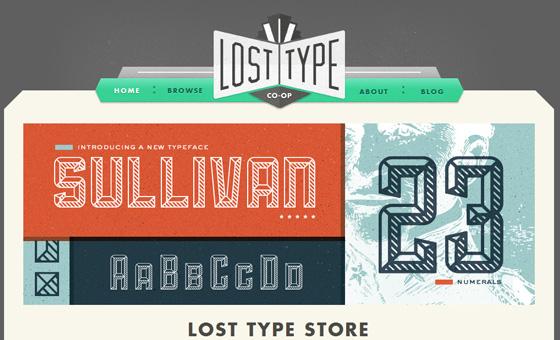 Lost Type Co-op