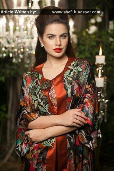 Layla Chatoor Luxury Pret Collection 2015