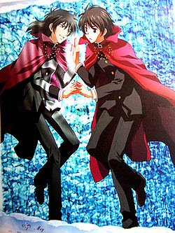 moonlight summoners anime sekai kyo kara maoh ����